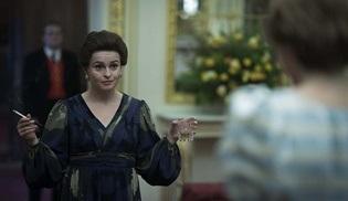 The Crown tartışmalarına Helena Bonham Carter da dahil oldu