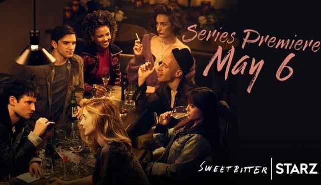 Starz'ın yeni dizisi Sweetbitter'ın ilk tanıtımı yayınlandı