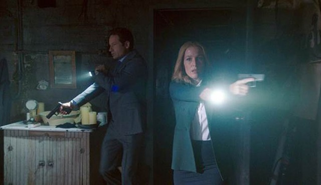 The X-Files: Tanıtım ve poster birlikte geldi