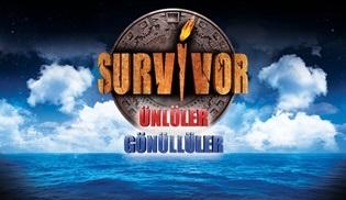 Survivor Ünlüler - Gönüllüler macerası TV8'de başlıyor!