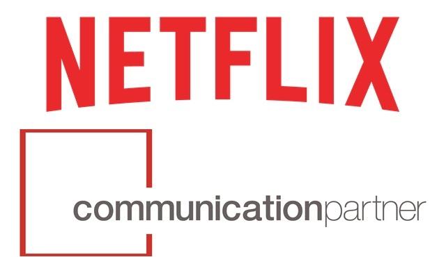 Netflix'in kurumsal iletişim ortağı Communication Partner oldu!