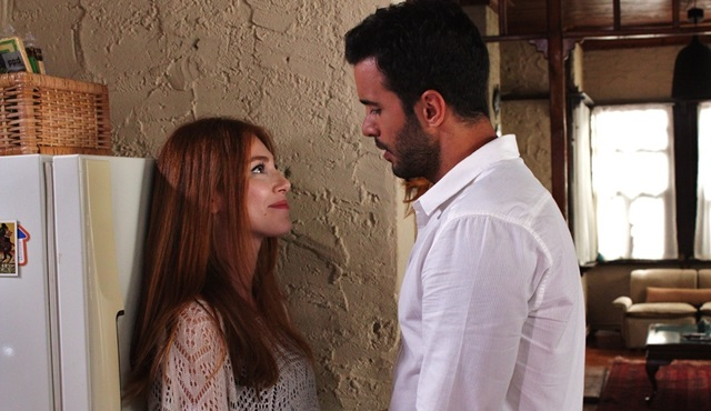 This week on Kiralık Aşk: Love is in the air!