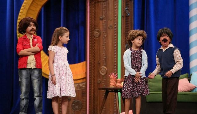 Güldüy Güldüy Show Çocuk birbirinden özel konuklarıyla Show TV'de!