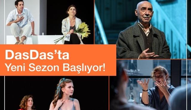DasDas, tiyatroseverlerle Ekim ayında yeniden buluşmaya hazırlanıyor!