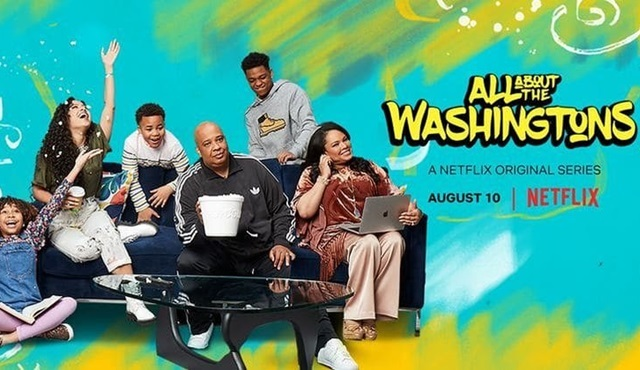 Netflix, All About the Washingtons dizisini iptal etti