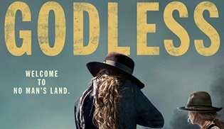 Netflix'in yeni dizisi Godless'ın ilk tanıtımı yayınlandı