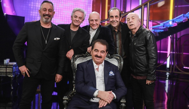 İbo Show bu hafta Cem Yılmaz, MFÖ ve Zafer Algöz'ü konuk ediyor!