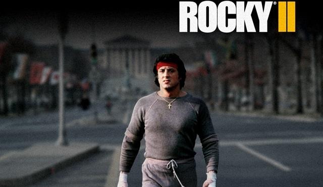 Rocky Balboa efsanesi devam ediyor: Rocky 2