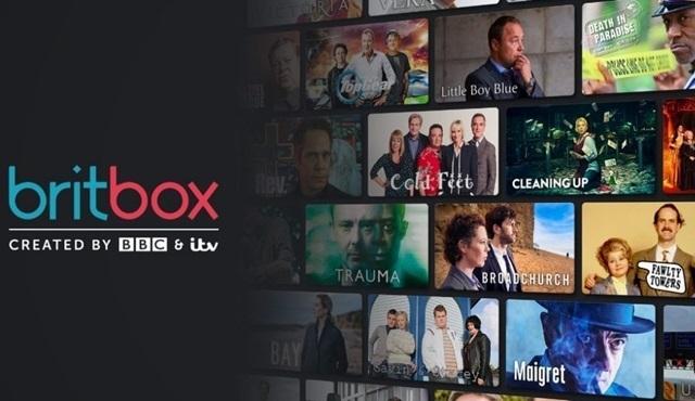 BBC ve ITV'nin kurduğu online yayın platformu Britbox İngiltere'de yayına başladı