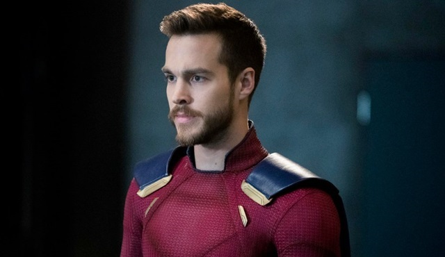 Chris Wood, Supergirl'ün 100. bölümü için geri dönüyor