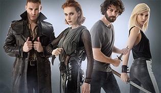 Blu Tv projesi Yaşamayanlar'dan yeni tanıtım geldi