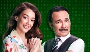 Engin Günaydın ve Dilan Çiçek Deniz, Garanti'nin reklam filminde baba - kız rolünde!