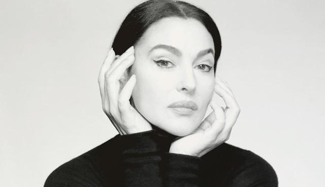 Monica Bellucci, Maria Callas oyunu için ülkemize geliyor!