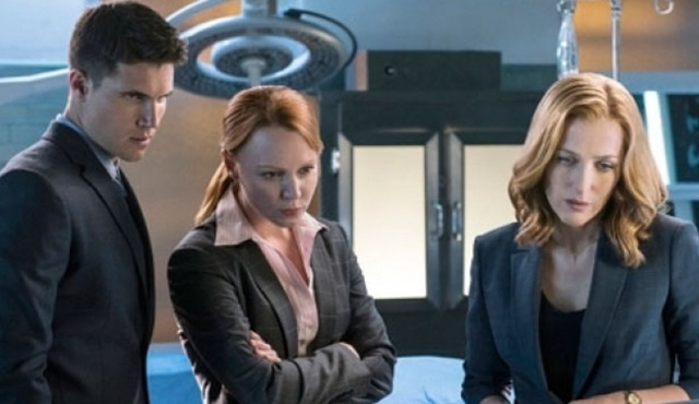 Robbie Amell ve Lauren Ambrose, The X-Files'a geri dönüyor