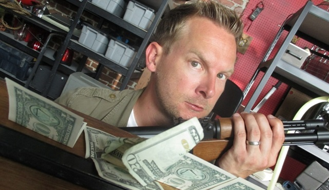 'Brian Brushwood'la Sistemi Kandır' National Geographic Channel'da!
