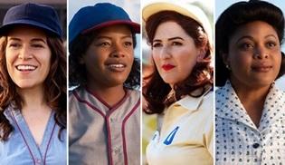 A League of Their Own filminin dizi uyarlaması Amazon Prime'da yayınlanacak