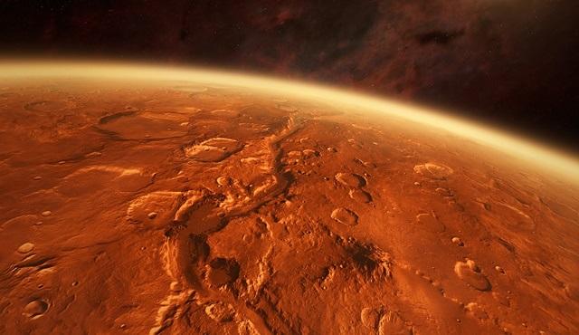 Görevimiz Mars, National Geographic'te ekrana gelecek!