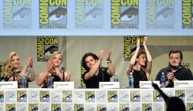 Game of Thrones San Diego Comic-Con ile geri dönüyor