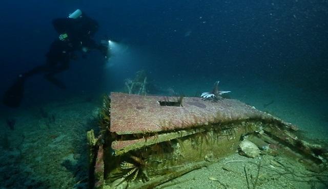 Okyanus yataklarının bilinmeyenleri Sular Çekilince belgeseli ile National Geographic'te!