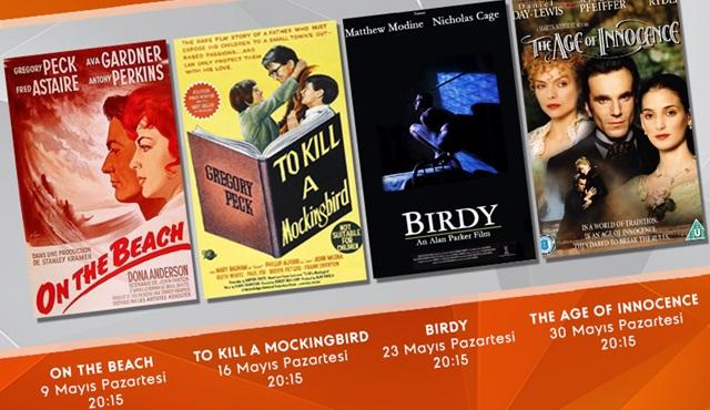 Edebiyattan sinemaya uyarlanan klasikler, Mayıs ayı boyunca D-Smart ekranlarında!