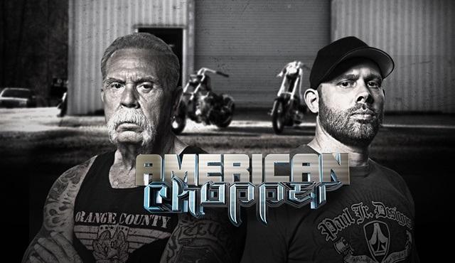 American Chopper, Discovery Channel'da ekrana gelecek!