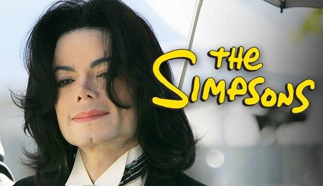 Michael Jackson'ın The Simpsons bölümü katalogdan çıkarıldı