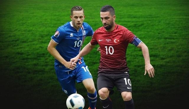 Türkiye - İzlanda karşılaşması TV8'de ekrana gelecek!