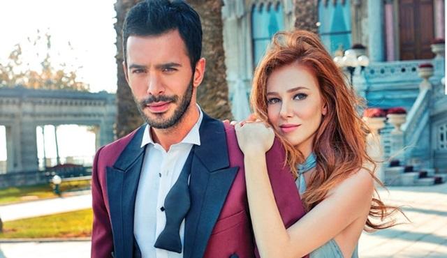 Elçin Sangu ve Barış Arduç İstanbul Life dergisinde!