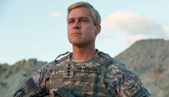 Netflix orijinal filmi War Machine'den yeni bir fragman paylaşıldı