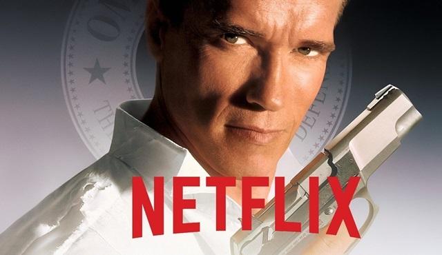 Arnold Schwarzenegger'in yeni dizisi Netflix için hazırlanacak