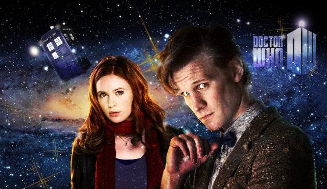 Doctor Who 5. sezonuyla yeniden TLC'de!