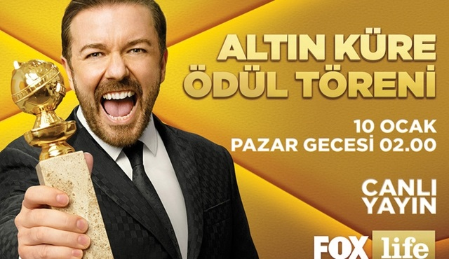 73. Altın Küre Ödüllerini takdim edecek isimler belli oldu!