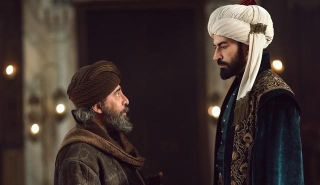 Mehmet Atay, Akşemsettin rolü ile Mehmed Bir Cihan Fatihi'nde!