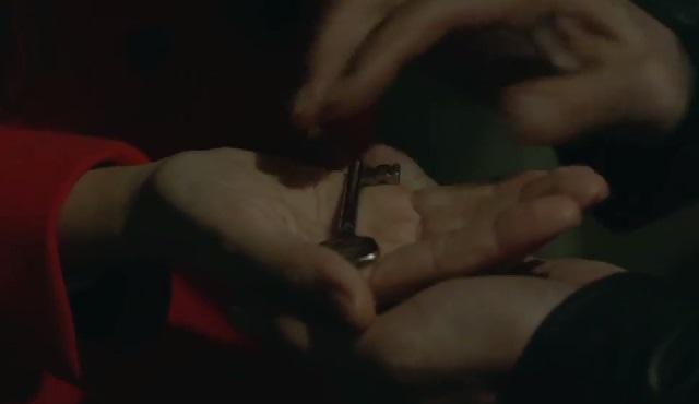 Yuvamızın da yüreğimin de anahtarı sana emanet
