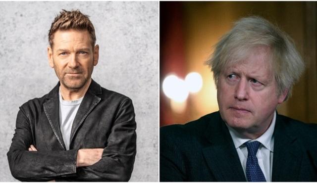 Kenneth Branagh, This Sceptred Isle dizisinde Boris Johnson'ı canlandıracak