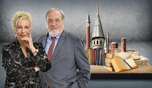 Sevil Atasoy ve İlber Ortaylı ile Gel Zaman Git Zaman, NTV'de başlıyor!