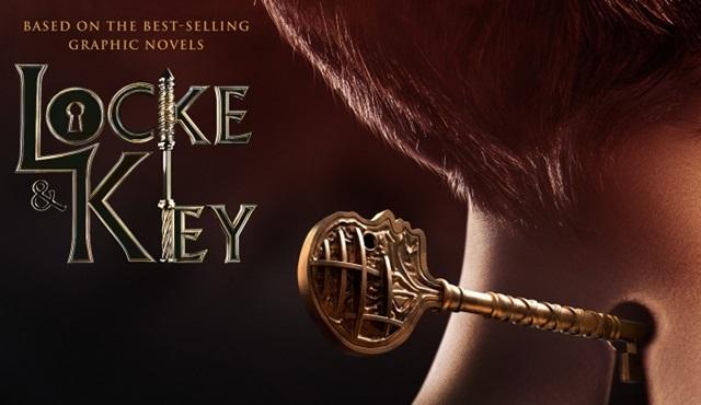 Netflix'in çizgi roman uyarlaması yeni dizisi Locke and Key 7 Şubat'ta başlıyor