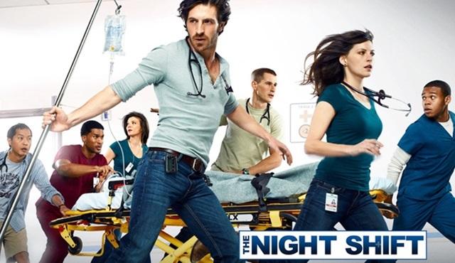 NBC, The Night Shift dizisini iptal etti