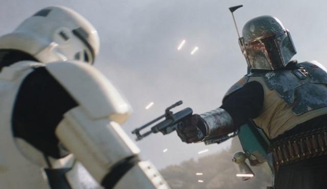 Star Wars evreninin yeni dizisi The Book of Boba Fett 29 Aralık'ta başlıyor