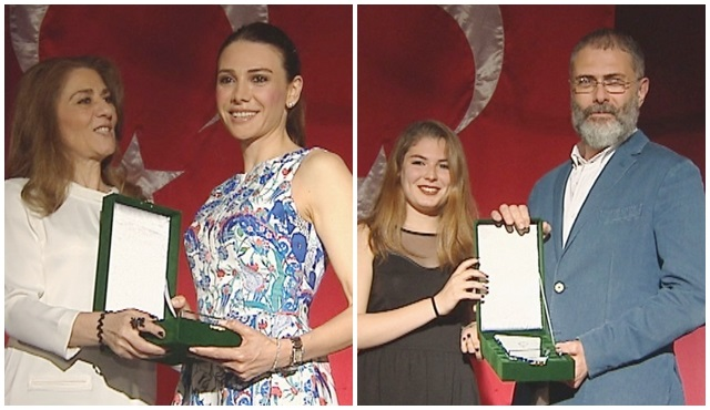 Vefa Lisesi öğrencilerinden Show Tv'ye bir ödül daha geldi!