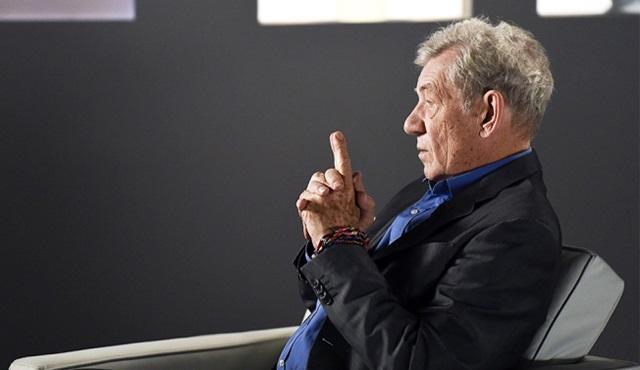 Akademi'ye bir tepki de Ian McKellen'dan geldi
