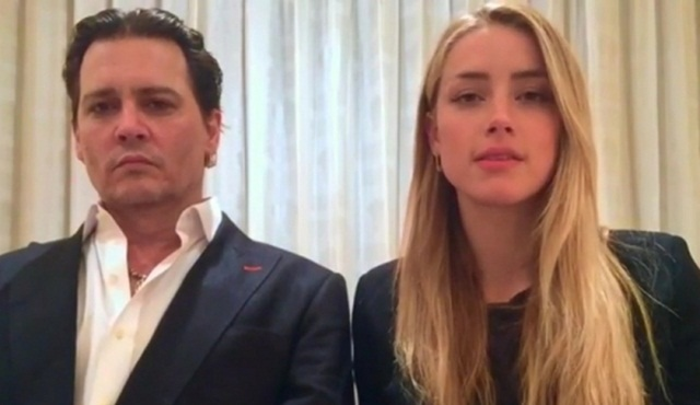 Hollywood Dedikoduları: Johnny Depp ve Amber Heard'ün özür videosu viral oldu
