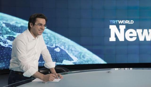 TRT World test yayınına başladı!