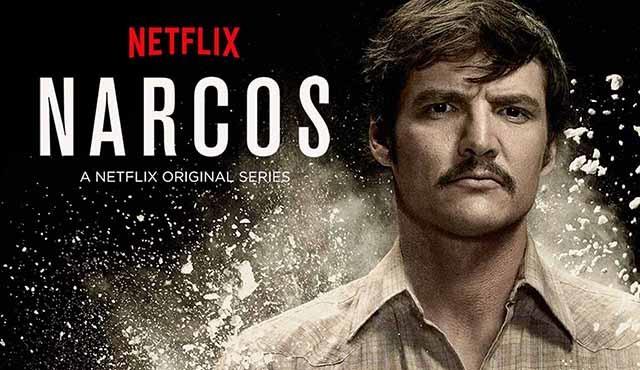 Narcos, 28 Ağustos'ta başlıyor