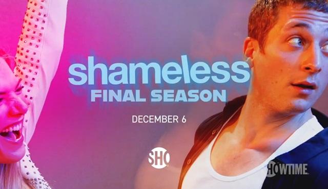 Shameless, final sezonuyla 6 Aralık'ta dönüyor