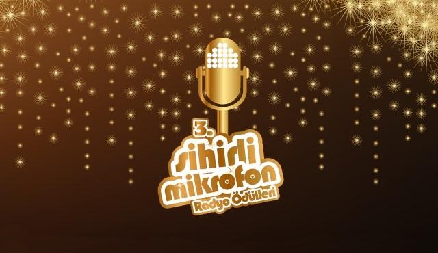 3. Sihirli Mikrofon Radyo Ödülleri sahiplerini buluyor!