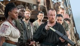 Black Sails'in dördüncü sezon tanıtımı yayınlandı