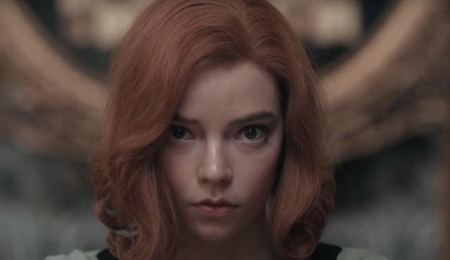 Netflix'in yeni mini dizisi The Queen's Gambit'in tanıtımı yayınlandı