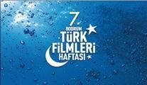 7. Bodrum Türk Filmleri Haftası başladı!