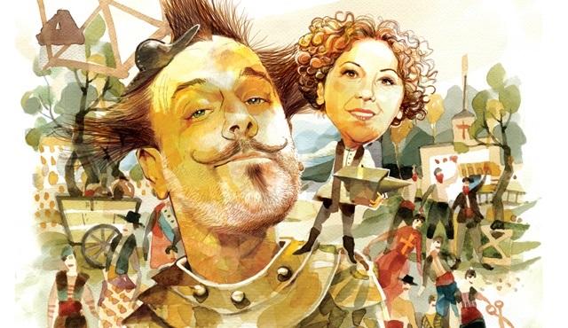 Don Kişot'um Ben, yoğun istek üzerine Avrupa yakasında da sahneleniyor!